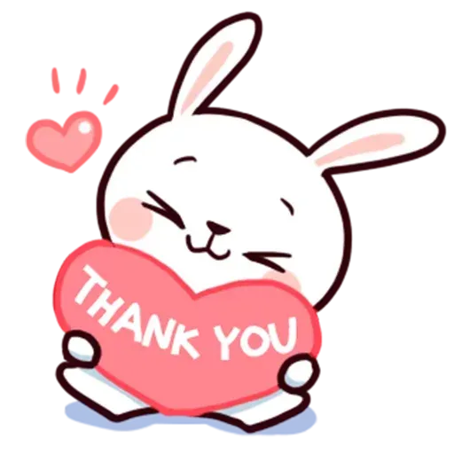 Bunny - Sticker 22