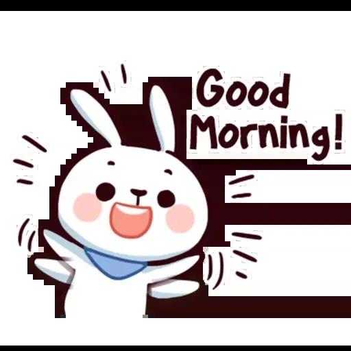 Bunny - Sticker 27