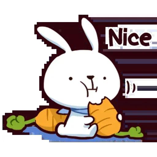 Bunny - Sticker 26