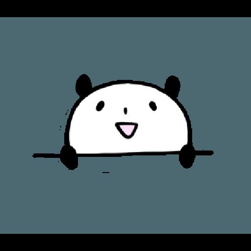 Mahome panda vol.3.1-2 - Sticker 15