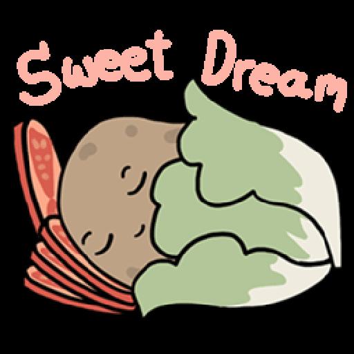Kawaii Potato - Sticker 22