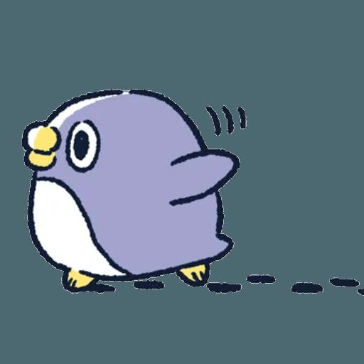 胖企鵝 2 - Sticker 5