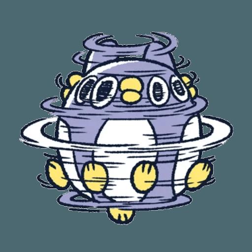 胖企鵝 2 - Sticker 3