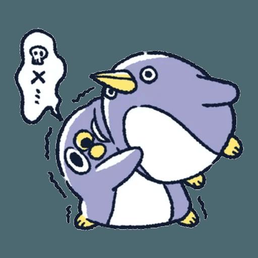 胖企鵝 2 - Sticker 2