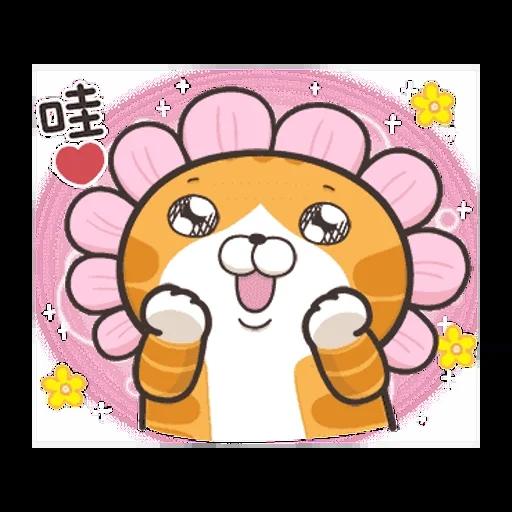 仆街白爛貓 - Sticker 17