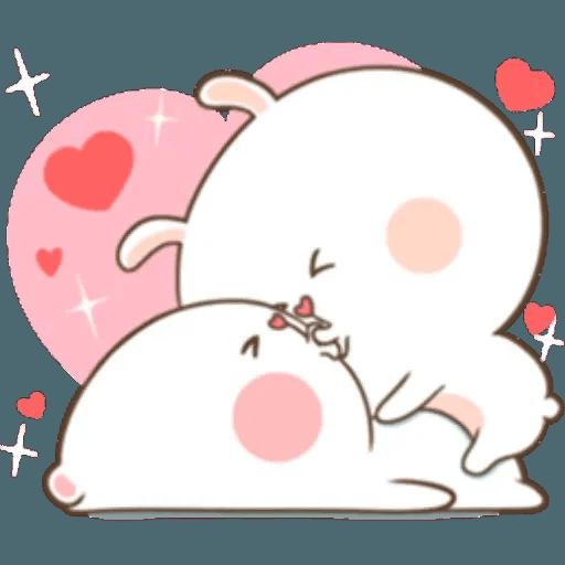 Puffy Rabbit 2 - Sticker 10