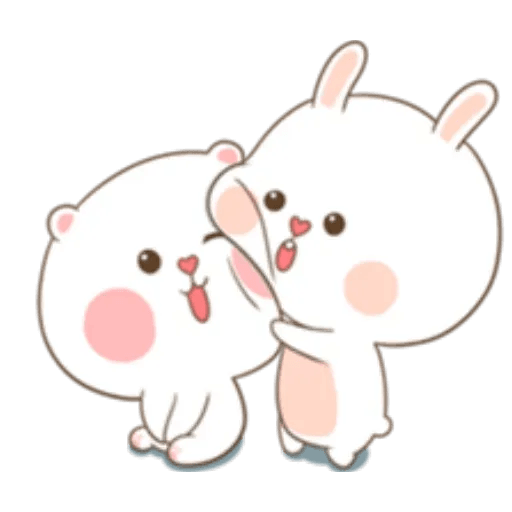 Puffy Rabbit 2 - Sticker 15