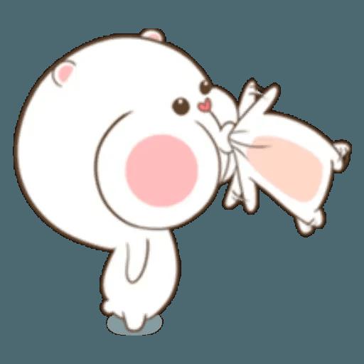 Puffy Rabbit 2 - Sticker 25
