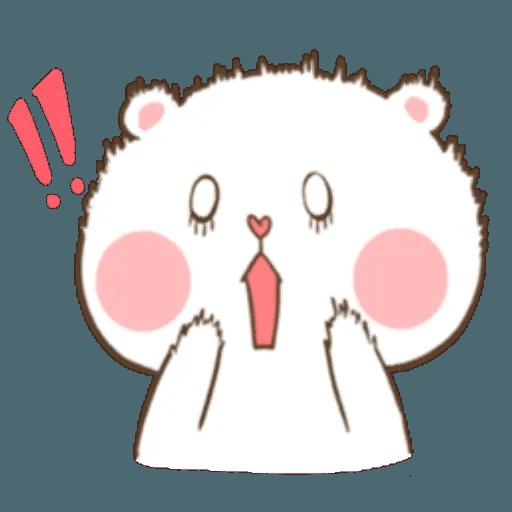 Puffy Rabbit 2 - Sticker 5
