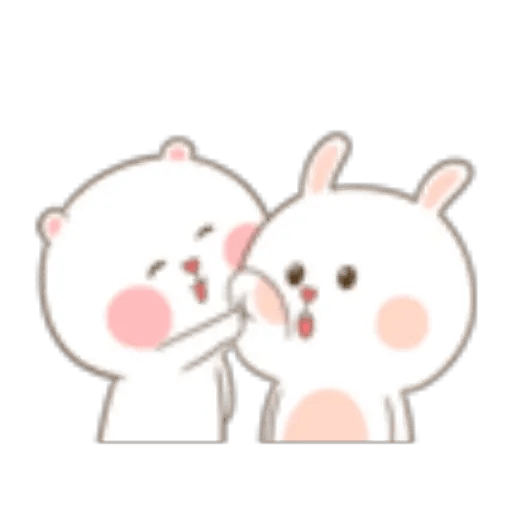 Puffy Rabbit 2 - Sticker 23