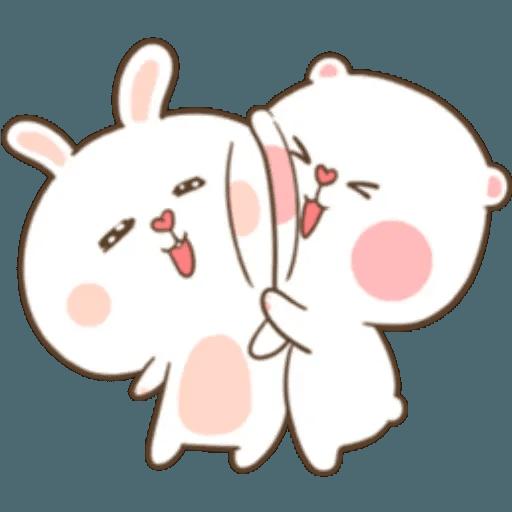 Puffy Rabbit 2 - Sticker 27