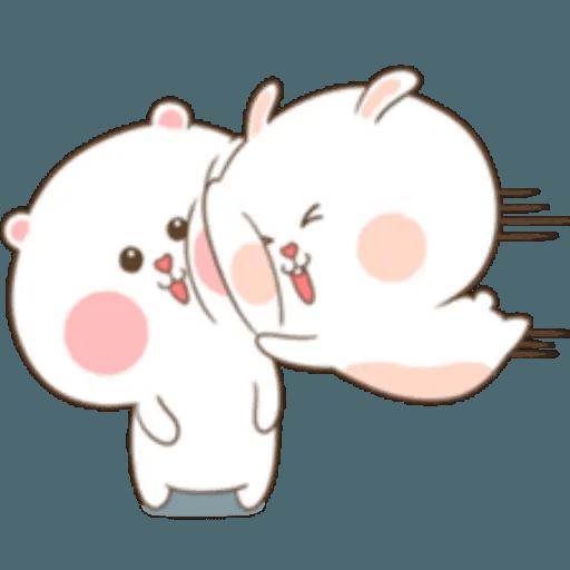 Puffy Rabbit 2 - Sticker 11