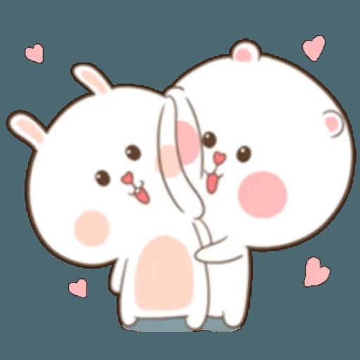 Puffy Rabbit 2 - Sticker 14