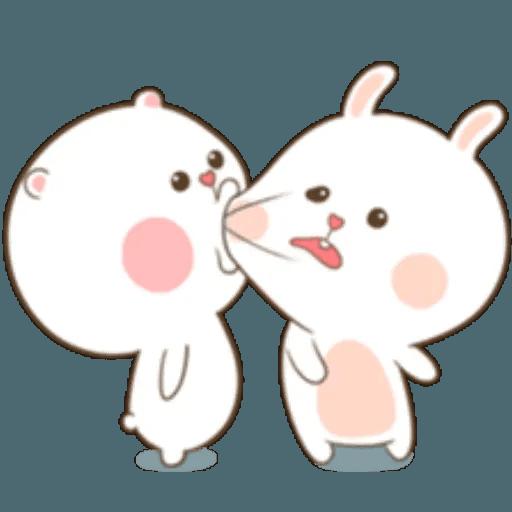 Puffy Rabbit 2 - Sticker 13
