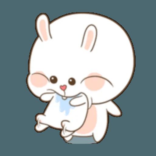 Puffy Rabbit 2 - Sticker 16