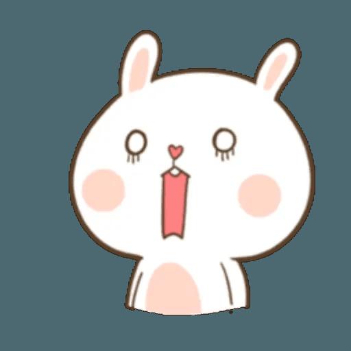 Puffy Rabbit 2 - Sticker 20