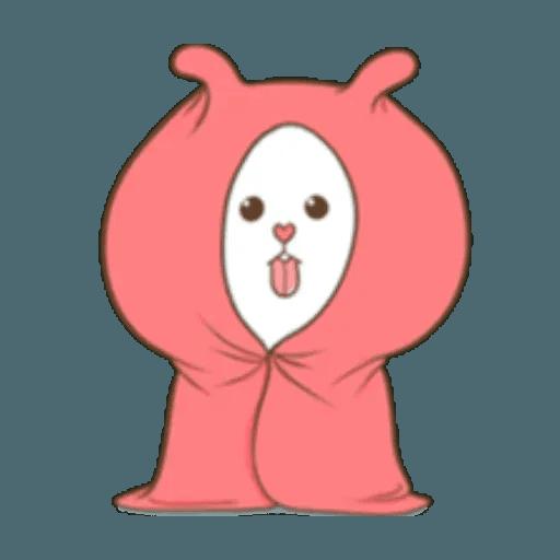 Puffy Rabbit 2 - Sticker 6