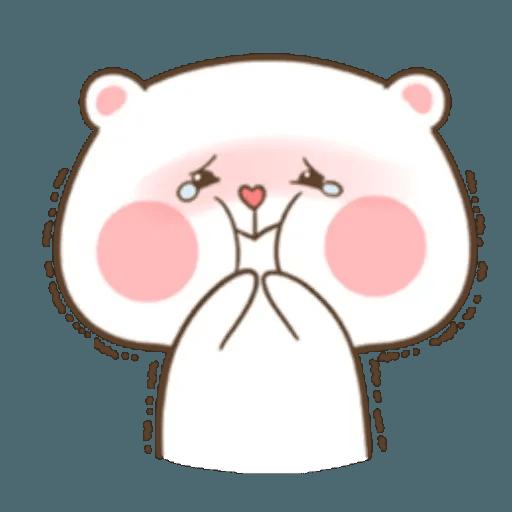 Puffy Rabbit 2 - Sticker 4