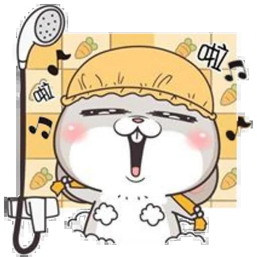 👩🏿👩🏿👩🏿 - Sticker 12