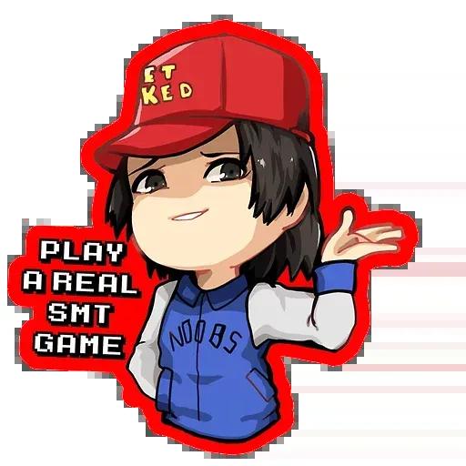 Persona5 - Sticker 29