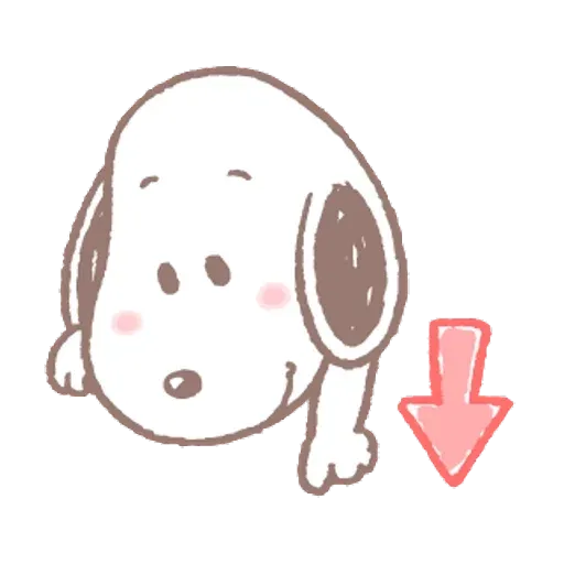 Snoopy - Sticker 14