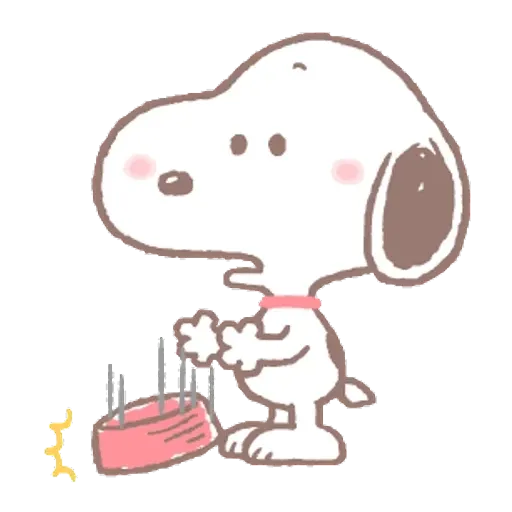 Snoopy - Sticker 10