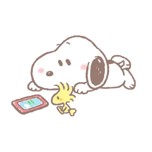 Snoopy - Sticker 8