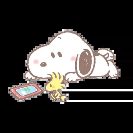 Snoopy - Sticker 8