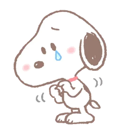 Snoopy - Sticker 12