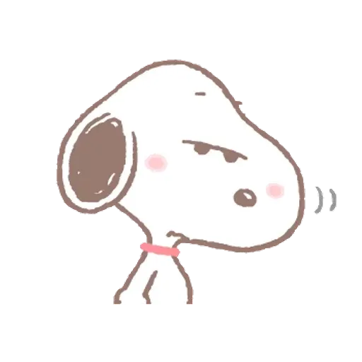 Snoopy - Sticker 18