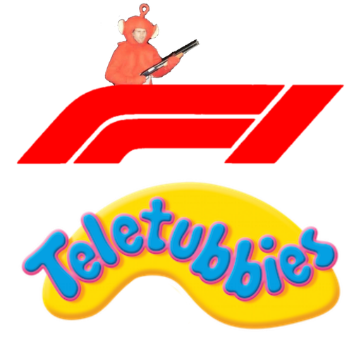 F1 teletubbies (every team) - Sticker 1
