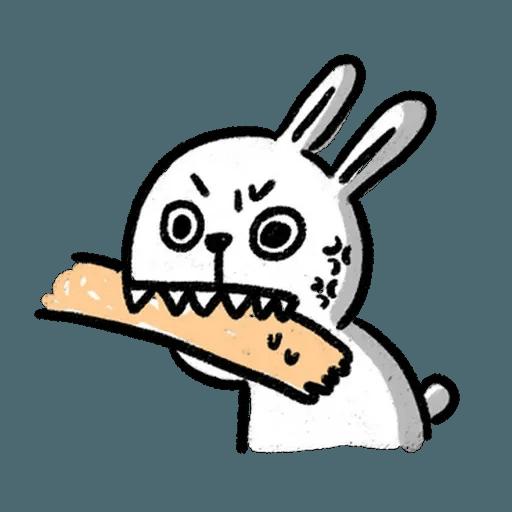 懶散兔3 - Sticker 26