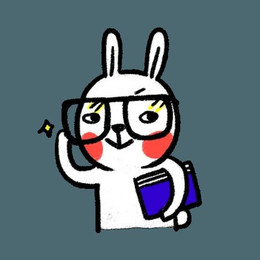 懶散兔3 - Sticker 16