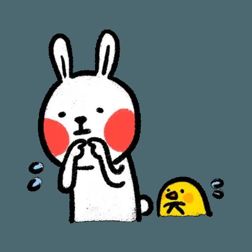 懶散兔3 - Sticker 20