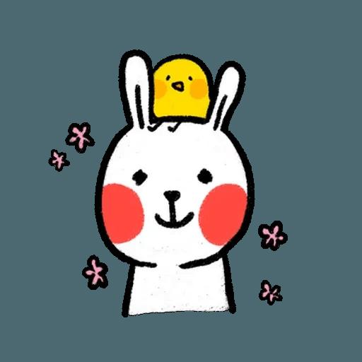 懶散兔3 - Sticker 10