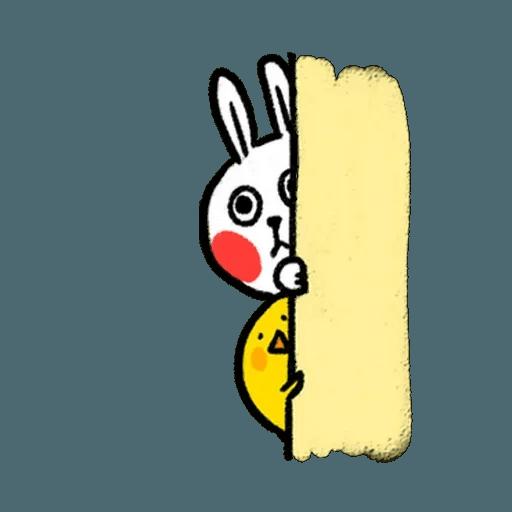 懶散兔3 - Sticker 8