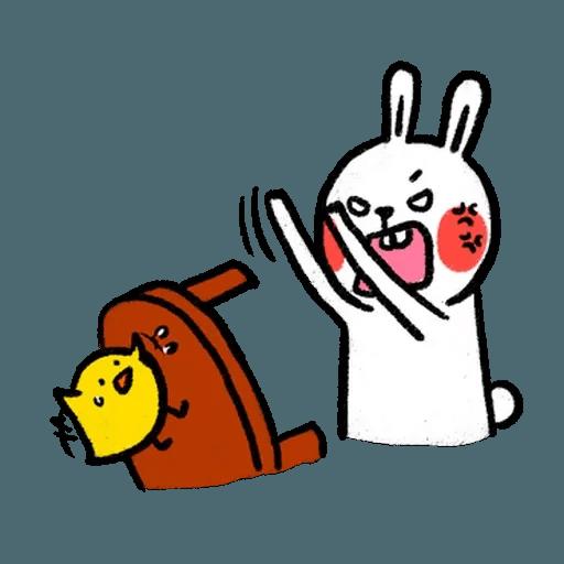 懶散兔3 - Sticker 27