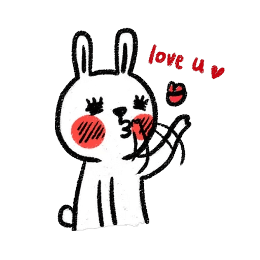 懶散兔3 - Sticker 14