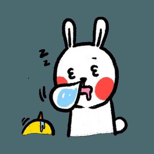 懶散兔3 - Sticker 15