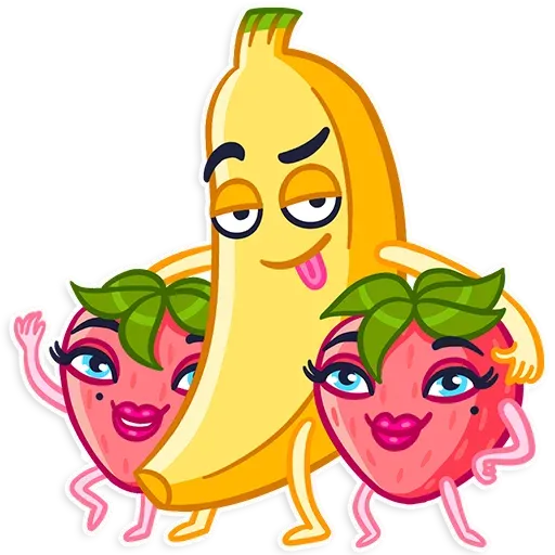 Banana - Sticker 5