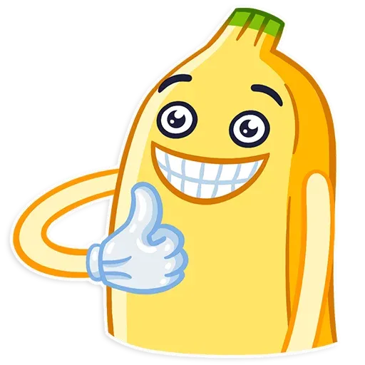 Banana - Sticker 2
