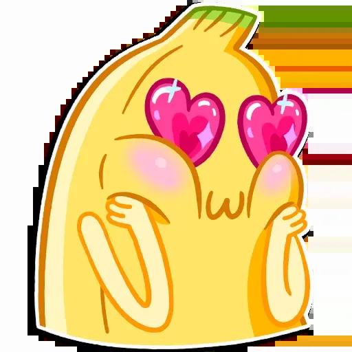 Banana - Sticker 9