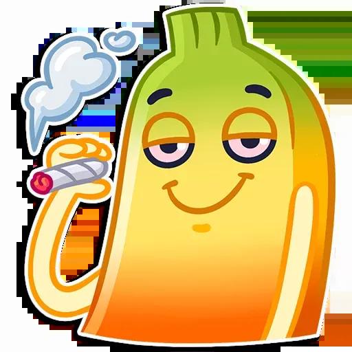 Banana - Sticker 27