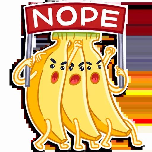 Banana - Sticker 25
