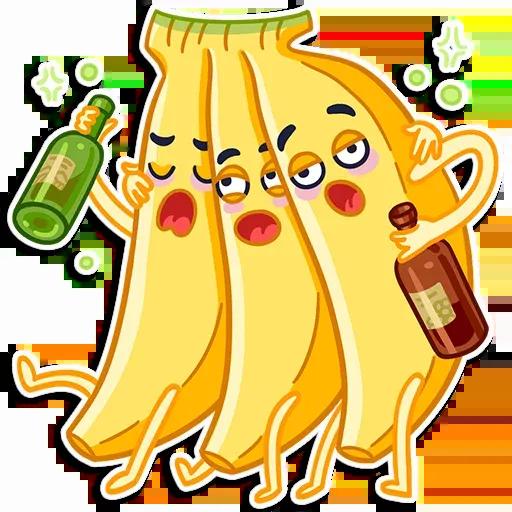 Banana - Sticker 6