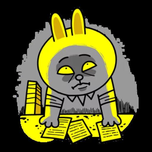 嬲熊大1 - Sticker 12
