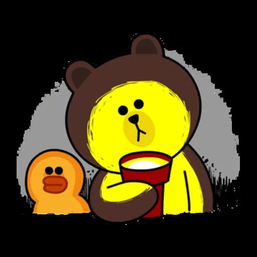 嬲熊大1 - Sticker 20