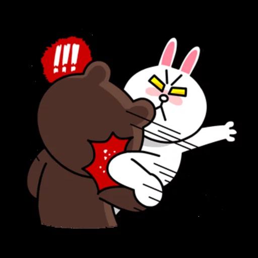 嬲熊大1 - Sticker 25