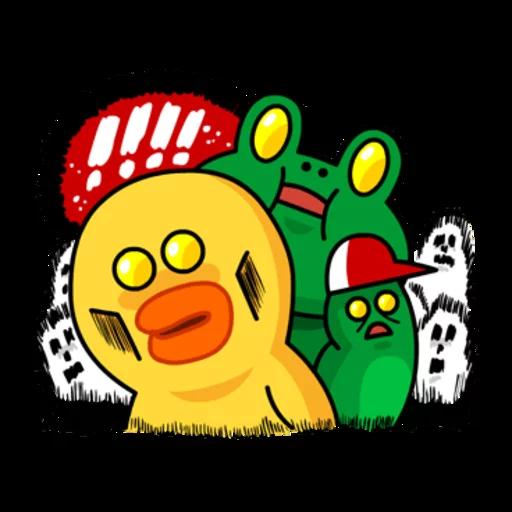 嬲熊大1 - Sticker 9