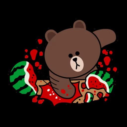 嬲熊大1 - Sticker 19